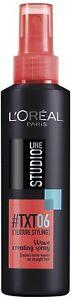 2X L'oreal Paris Studio Line #TXT Texture Styling Wave Creating Spray 150ml