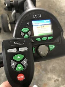 MGI G800 Navigator Remote Controlled Electric Buggy Trolley