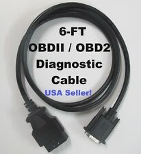 OBD2 OBDII Main Cable for Mac Tools ET9640 Professional Enhanced Scan Code Tool