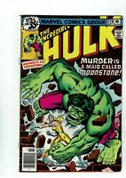 Incredible Hulk #228, VG/FN 5.0, 1st Appearance Moonstone