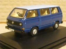 VW T25 - Cornat Blue/Guinea Blue  1:76 Oxford Diecast Model Car British