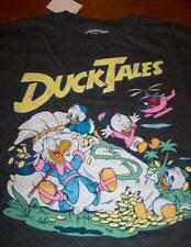 VINTAGE STYLE WALT DISNEY DUCK TALES Uncle Scrooge T-Shirt MEDIUM NEW w/ TAG
