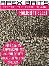 Coppens High Quality Halibut Pellet - 2mm, 3mm, 4mm, 6mm & 8mm