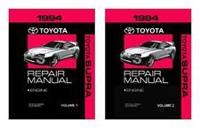 Service Repair Manuals For Toyota Supra For Sale Ebay