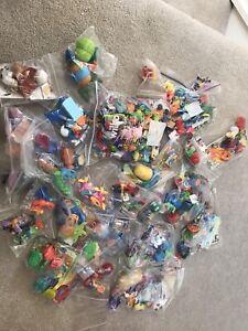 Large Bundle Of Kinder Surprise Toys