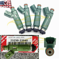 4pcs New Fuel Injector for Toyota Chevy Prizm Matrix Corolla 1.8L 23250-22040