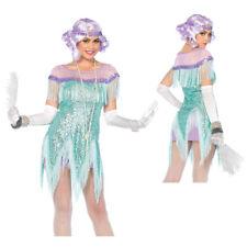 Womens Foxtrot Flirt 1920's Flapper Costume size Medium 6-8