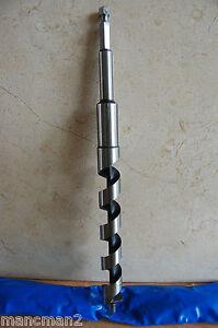 Auger Wood Drill Bits 22mm x 240mm Hex Head