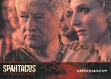 Spartacus Vengeance Episode Synopsis Base Card E11