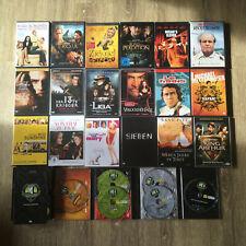 DVD Sammlung 25 Stück Klassiker/Raritäten/Thriller/Drama/Comedy/Krimi/Mystery
