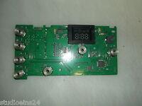 NEU SIEMENS-BOSCH EPW65805 Bedienmodul Elektronik Waschmaschine 9000590668