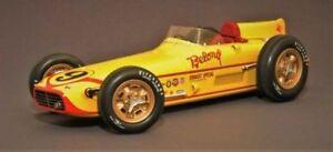 Carousel 1 1:18 1957 Indy 500 winning race car Sam Hanks #9 Belond Spl. roadster