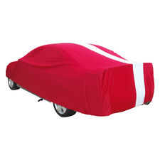 Show Car Cover for Ford AU BA BF Fairlane & LTD Non-Scratch Indoor Use Red