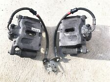 FORD TERRITORY PAIR OF REAR BRAKE CALIPERS 328mm FPV XR6 AU BA BF FG FALCON