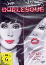 DVD NEU/OVP - Burlesque - Cher & Christina Aguilera