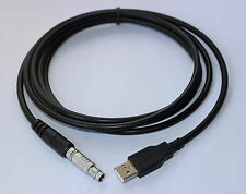 New Topcon Surveying Instrument Gps Usb Data Cable A00304 Type