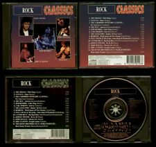 ROCK CLASSICS - CD 1994 - 14 TRACKS - HENDRIX / TROGGS