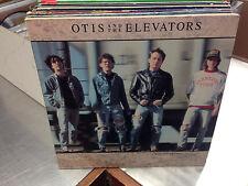 Otis & the Elevators Cross the Bridge vinyl LP EX 1989 with Insert RARE Private