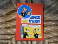 Quaderno scuola elementare anni 70/80 vintage BRACCIO DI FERRO * new