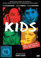 KIDS - 1995 - DVD - Larry Clark, Leo Fitzpatrick, Rosario Dawson, Chloe Sevigny