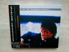 BON JOVI - Destination Anywhere - rare Limited CD JAPAN