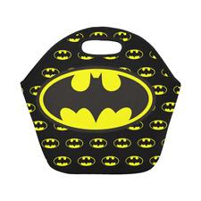 Neoprene Lunch Bag Batman Logo Best Lunch Box/Lunch Tote Bags