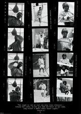 RIESEN Poster  MUHAMMAD ALI - Film Stripes  NEU   XL836