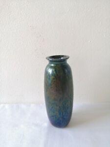 Royal Brierley Studio Iridescent Glass Vase