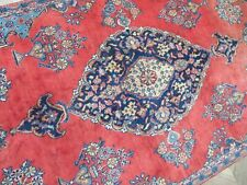 A FASCINATING OLD HANDMADE TRADITIONAL ORIENTAL RUG.(285 X 155 cm)
