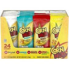 Corn Nuts Crunchy Corn Kernels Variety Pack 1.7 oz. 24 Count