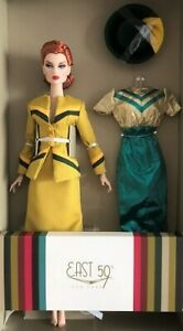 """NEW YORK BOUND VICTOIRE ROUX 12"""" E59TH ST FASHION ROYALTY DOLL"""