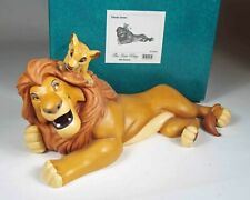 """Walt Disney Classic Collection: """"Pals Forever"""", Simba & Mufasa, The Lion King"""