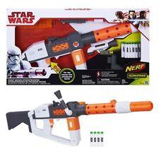 Star Wars The Last Jedi First Order Stormtrooper Nerf GlowStrike Blaster NIB