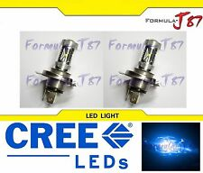 CREE LED 30W 9003 HB2 H4 BLUE 10000K TWO BULB HEAD LIGHT JDM SHOW LAMP REPLACE
