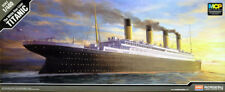 R.M.S. titanic barco Ocean Liner MCP teñidos 1:400 model kit Academy 14215