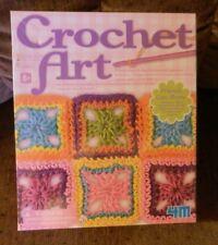 Crochet Art Craft Kits Beginners Kit Will Create 3 Items NEW Friend Can Share