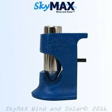 Cable Crimping Tool for Making DIY Solar and Wind Turbine or Battery Cables Lugs