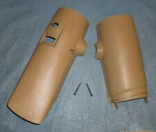 OEM Ford Ranger/Bronco II Steering Column Cover (standard), Prarie TAN, 1983-88'