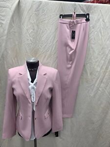 """JOHN MEYER PANT SUIT /RETAIL$240/SIZE 16/NEW WITH TAG/LINEDINSEAM 31""""/"""