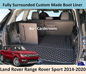 Land Rover Range Rover Sport 2014-2021 Custom Made Trunk Boot  Mats Cargo Liner