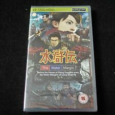 THE WATER MARGIN - 3 EPISODES FROM THE 1970'S TV SERIES ON UMD SONY PSP NEW/SEAL