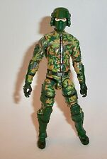 Marauder Task Force Green Camo Spec-Ops action figure loose