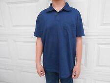 6 Golf Polo Shirts Blank Bulk Lot SMLXLXXLXXXL Wholesale for embroidery print