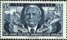 DDR 444 postfris 1954 5 Years DDR