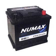 NUMAX 063 Premium Car Battery 4 Yr Warranty - Small Petrol Battery