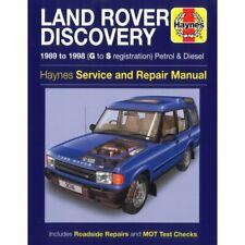 Land Rover Discovery 1989-1998 3528cc 3947cc 2495cc Reparaturanleitung Haynes
