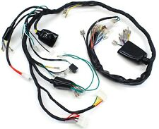 motorcycle wires electrical cabling for honda cb400 ebay rh ebay com Truck Wiring Harness Trailer Wiring Harness