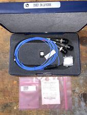 PCB PIEZOTRONICS TRIAXIAL ACCELEROMETER 356B21 SENSOR EXCELLENT CONDITION KIT