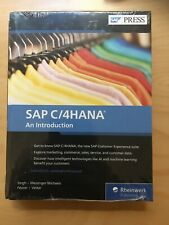 SAP C/4hana: An Introduction by Sanjjeev K Singh: New in original shrink wrap