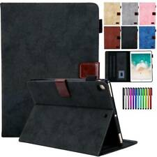 Leather Smart Folio Stand Case Cover For iPad 9.7 2018 Mini 12345 Air 123 Pro 11
